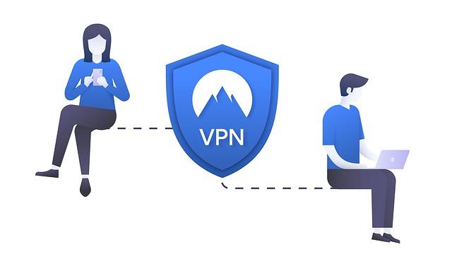 VPN yhteys idea